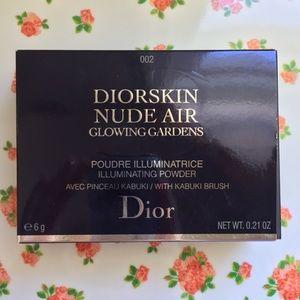 Diorskin Nude Air Illuminating Powder Glowing Nude